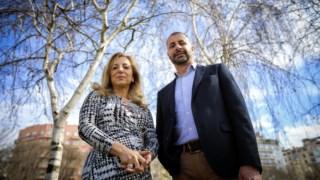 Ana Gomes e Miguel Fausto da Costa