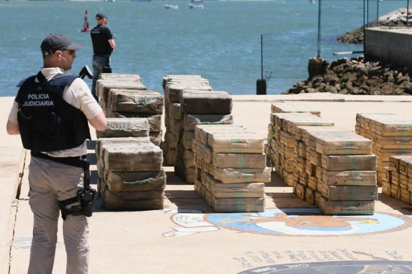 Cocaína apreendida em Portugal quadruplicou em três anos  6ce1d5244c3