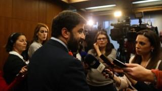 """O ministro da Educação acusou os sindicatos de """"intransigência"""""""