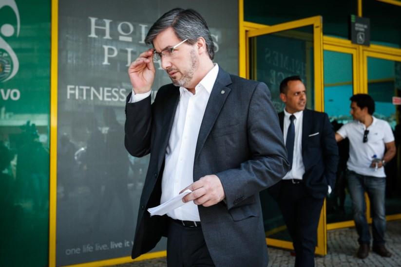 be0001d48d91 Bruno de Carvalho viu a sua filiação de sócio retirada por decisão da  Assembleia-Geral