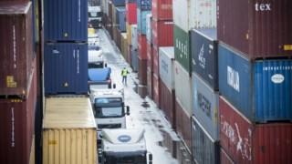 As exportações subiram apenas 0,9% em Janeiro