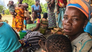 Em Moçambique, mais de 200 pessoas morreram e 350 mil estão em risco