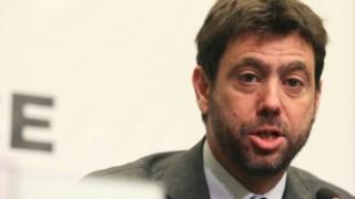 Andrea Agnelli, presidente da ECA e dirigente da Juventus