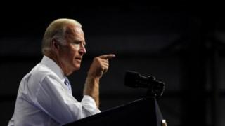 Joe Biden foi vice-presidente de Barack Obama, entre 2009 e 2017