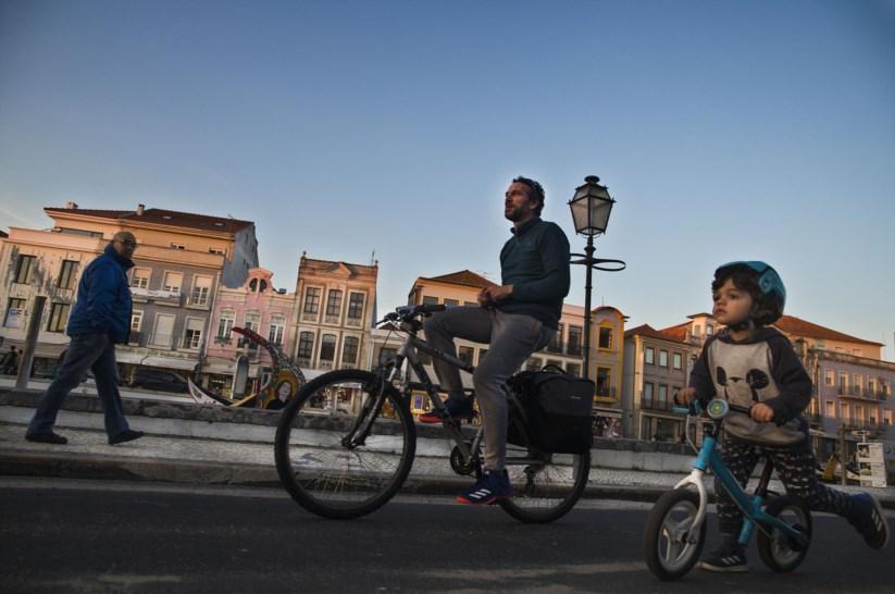 Resultado de imagem para Governo quer Portugal a pedalar 15 vezes mais até 2030