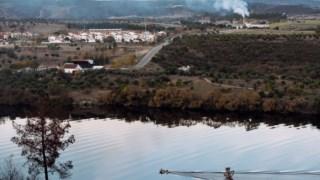 A celulose em Vila Velha de Ródão foi alvo de polémica por causa das descargas para o rio.