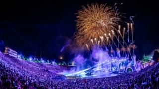 ,2018 Tomorrowland