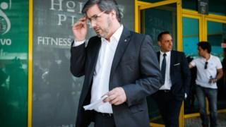 Gestão de Bruno de Carvalho foi alvo de uma auditoria
