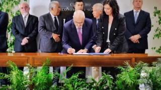 O acordo de concertação social foi assinado a 15 de Junho de 2018