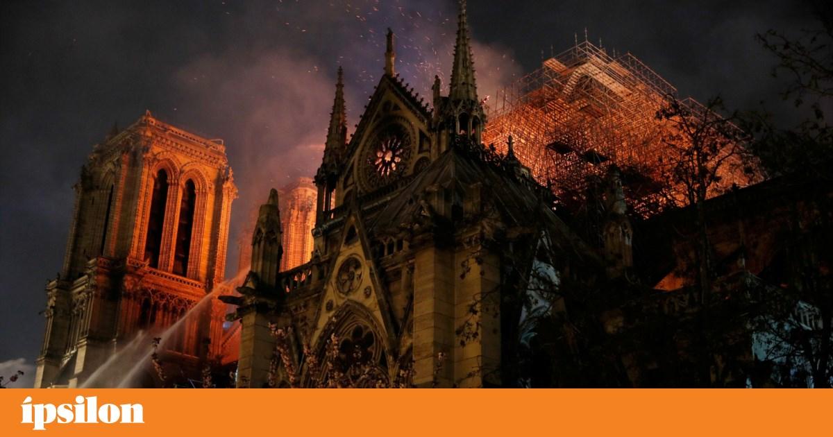 Notre-Dame: uma parte da alma da Europa que nos deixa