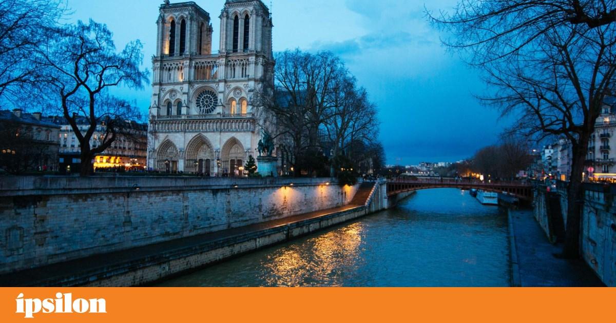 """""""A idosa rainha das nossas catedrais"""", chamava-lhe Victor Hugo"""