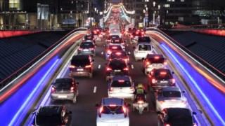 Trânsito em Bruxelas. Nova legislação europeia obriga os carros a serem mais inteligentes