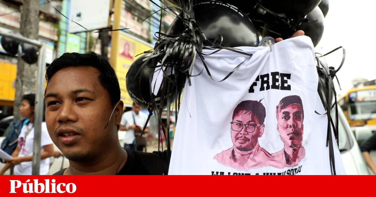 Presidente da Birmânia amnistia 9500 presos e não inclui jornalistas da Reuters