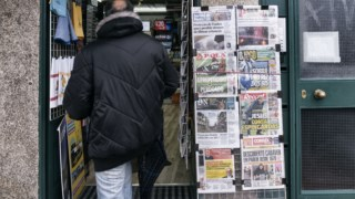 Portugal está em 12º lugar no ranking da liberdade de impresa da RSF