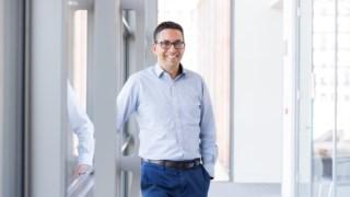 O imunologista Caetano Reis e Sousa