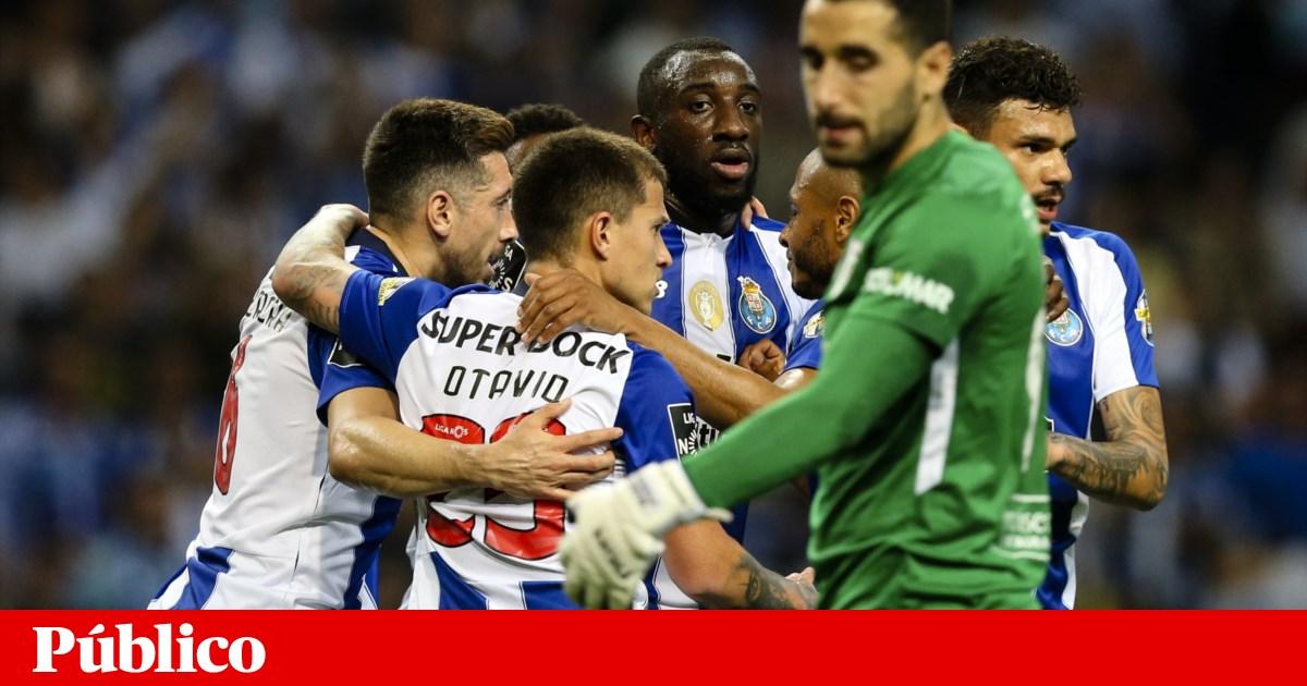 FC Porto susteve a audácia do Santa Clara