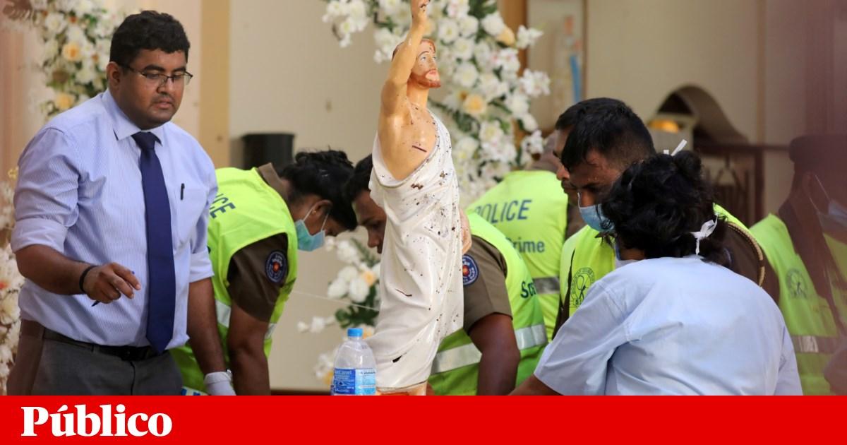O atentado do Sri Lanka precisava de ajuda estrangeira