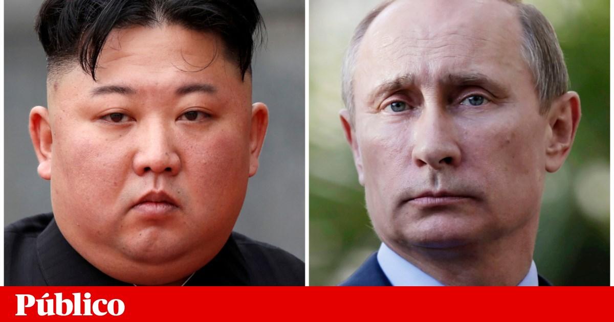 Coreia do Norte confirma encontro de Kim Jong-un com Putin