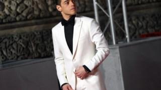 """Rami Malek promete que """"o sr. Bond não terá uma vida fácil"""""""