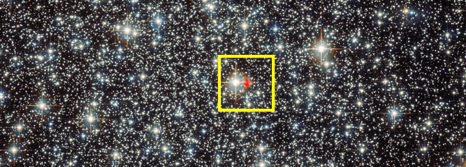 [ASTRONOMIA]   descobertos restos da explosão de estrela observados pelos chineses há mais de dois m