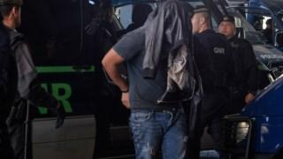 Um dos detidos após o ataque à Academia do Sporting