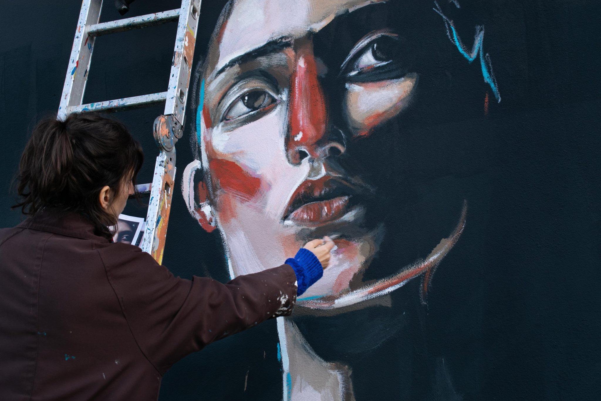 Aqui toda a gente pode pintar: Lisboa vai ter um parque de street art