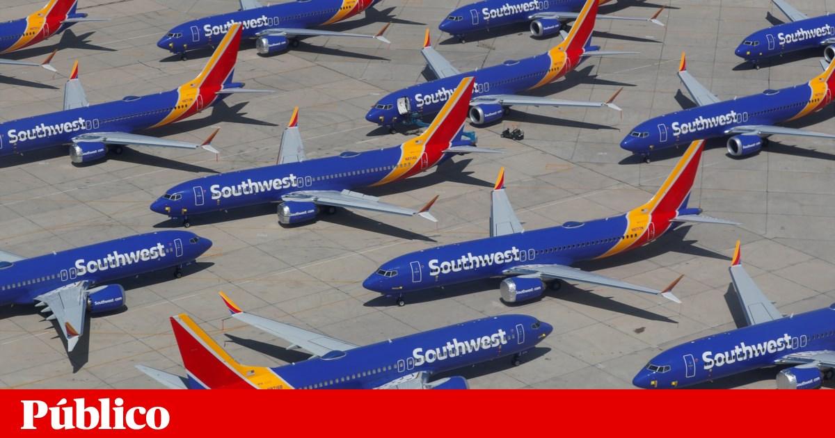 Boeing assume falhas nos simuladores do 737 MAX