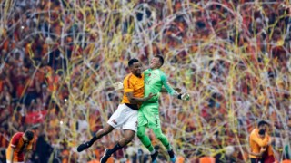 A festa do título do Galatasaray