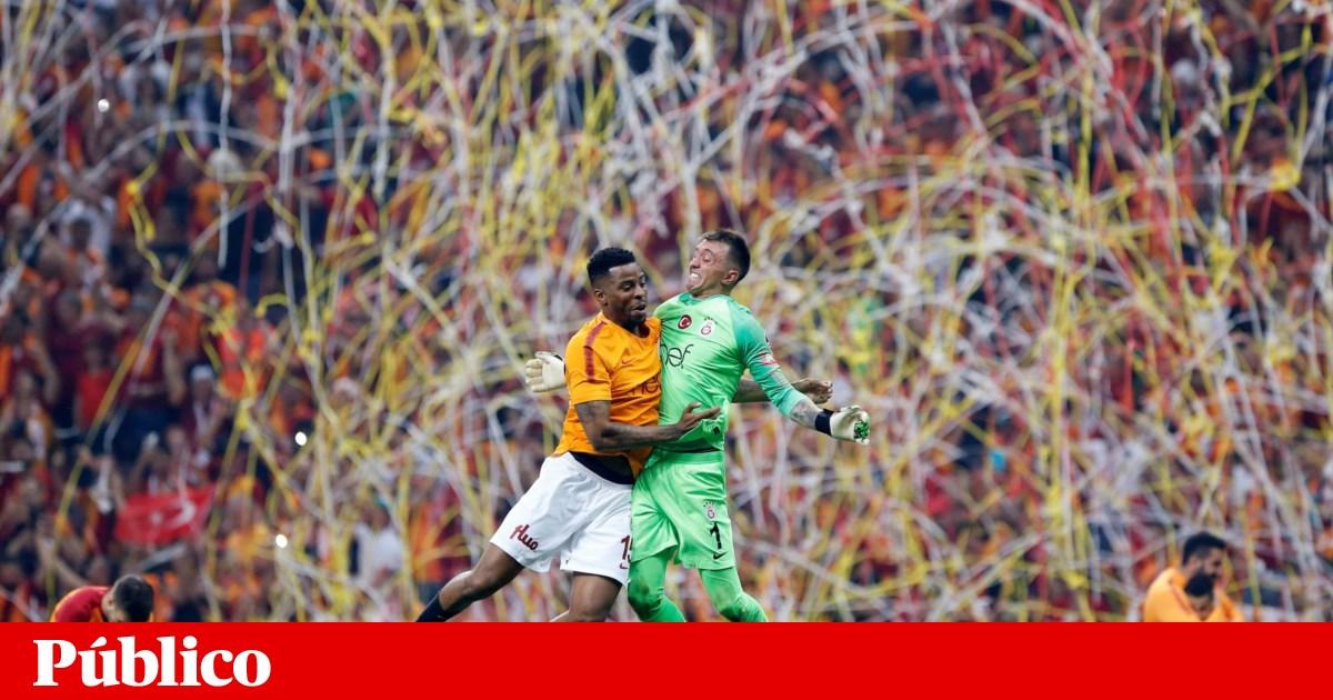 Galatasaray volta a conquistar campeonato turco