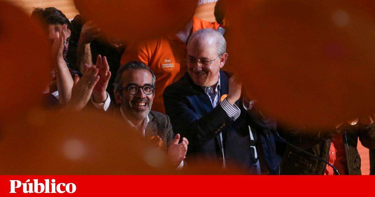 """Rangel avisa que """"todo o voto fora do PSD é um voto fútil"""""""