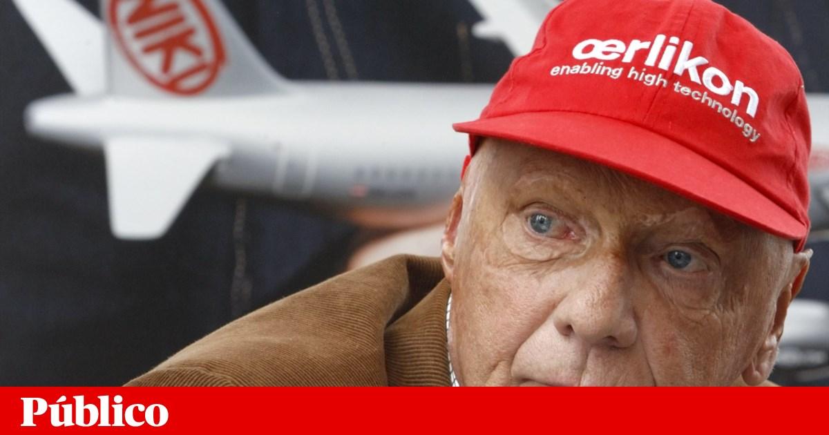 Morreu Niki Lauda, lenda da Fórmula 1