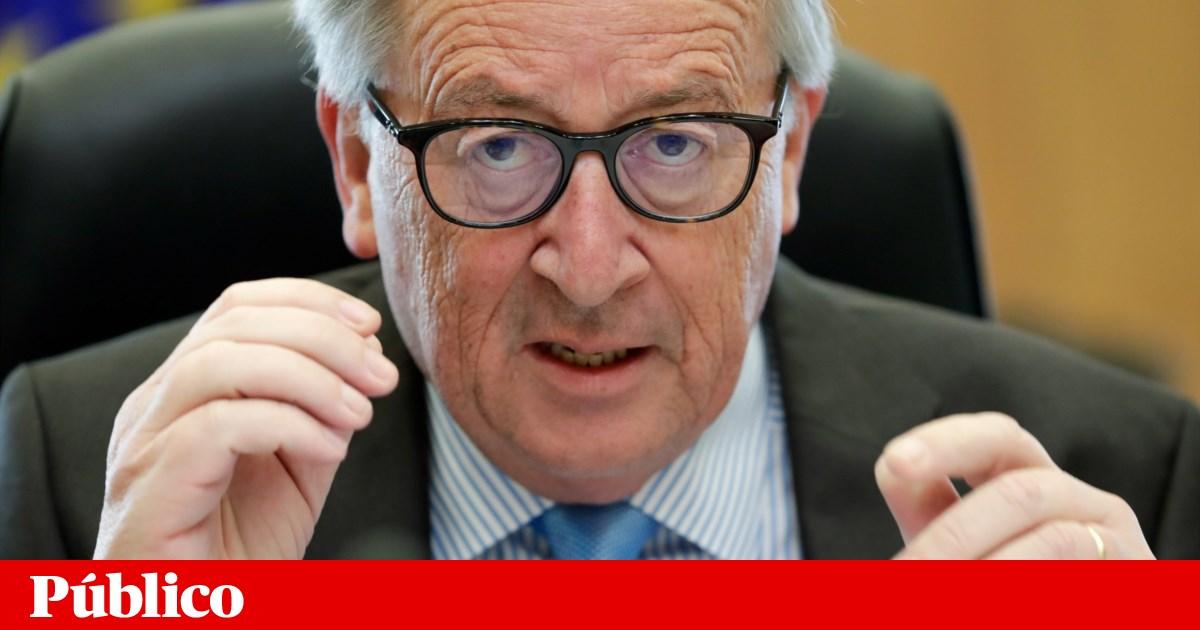 """Jean-Claude Juncker não esconde o seu desdém pelos nacionalistas """"estúpidos"""""""