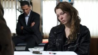 Léa Seydoux em <i>Roubaix, une lumière</i>