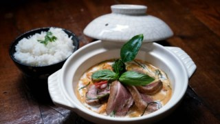 cozinha tailandesa