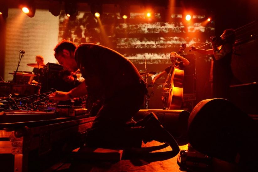 Os Godspeed You! Black Emperor já passaram pelo Amplifest em 2012