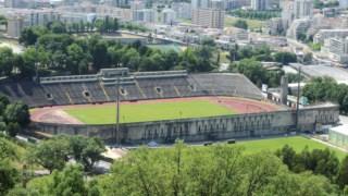 Estádio Primeiro de Maio Braga