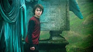Daniel Radcliffe, protagonista da adaptação cinematográfica da série