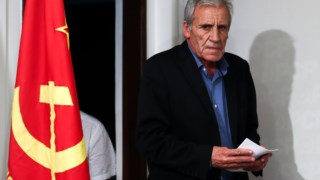 O Comité Central do PCP, liderado por Jerónimo de Sousa, reuniu-se na terça-feira