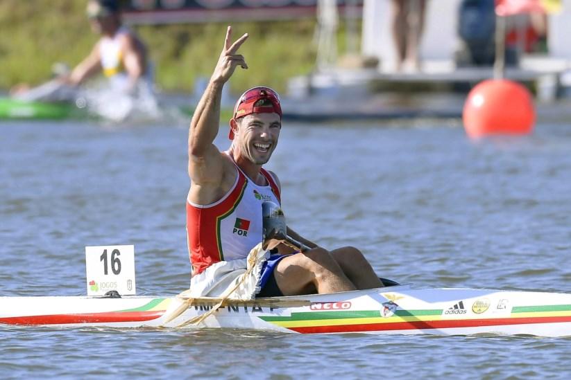 Resultado de imagem para Canoísta Fernando Pimenta arrecada 'ouro' na Taça do Mundo de velocidade