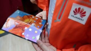 O Huawei Mate X seria lançado este mês