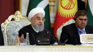 """Rouhani exige """"sinais positivos"""" para manter-se no acordo nuclear"""