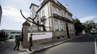 Antiga sede da PIDE no Porto, na Rua do Heroísmo