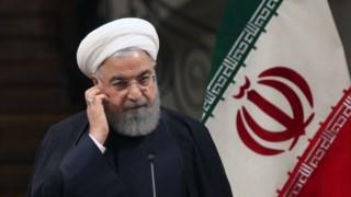 Presidente Hassan Rouhani anunciou, em Maio, a suspensão da aplicação de algumas exigências do acordo nuclear