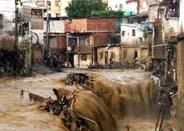Chuva coloca nove províncias em estado de emergência na Venezuela
