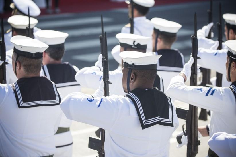 Resultado de imagem para Cadete da Escola Naval morre durante prova na Base Naval de Lisboa
