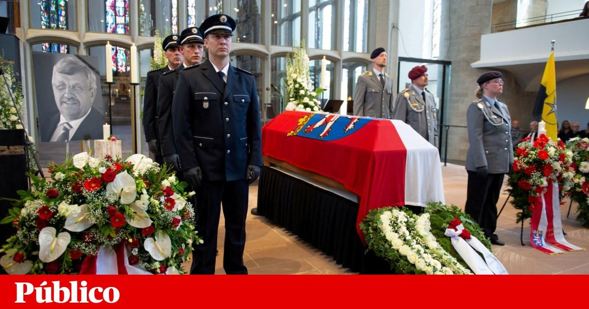 Membro da extrema-direita alemã confessa assassínio de político da CDU