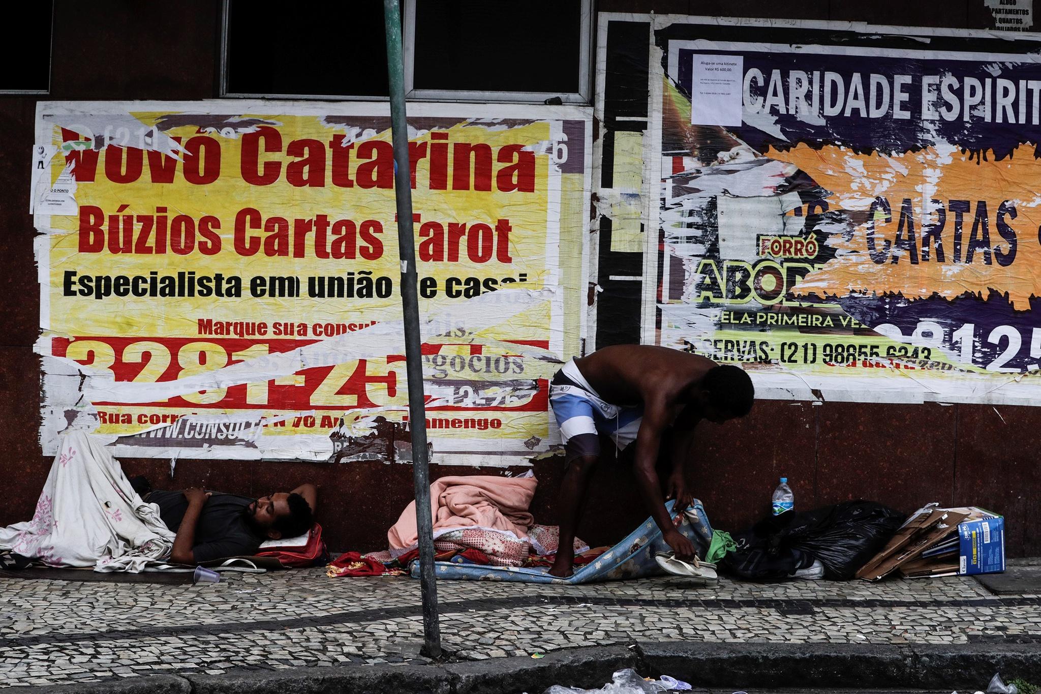 Casos no Brasil continuam a aumentar