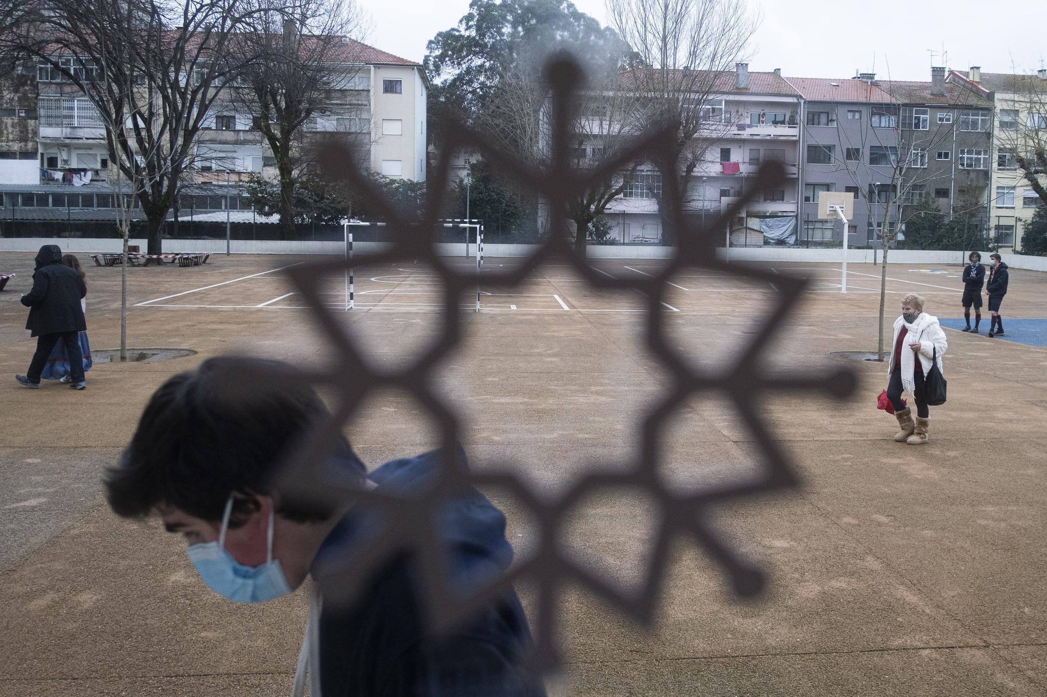 Escola Básica do 1.º Ciclo do Bom Sucesso, Porto