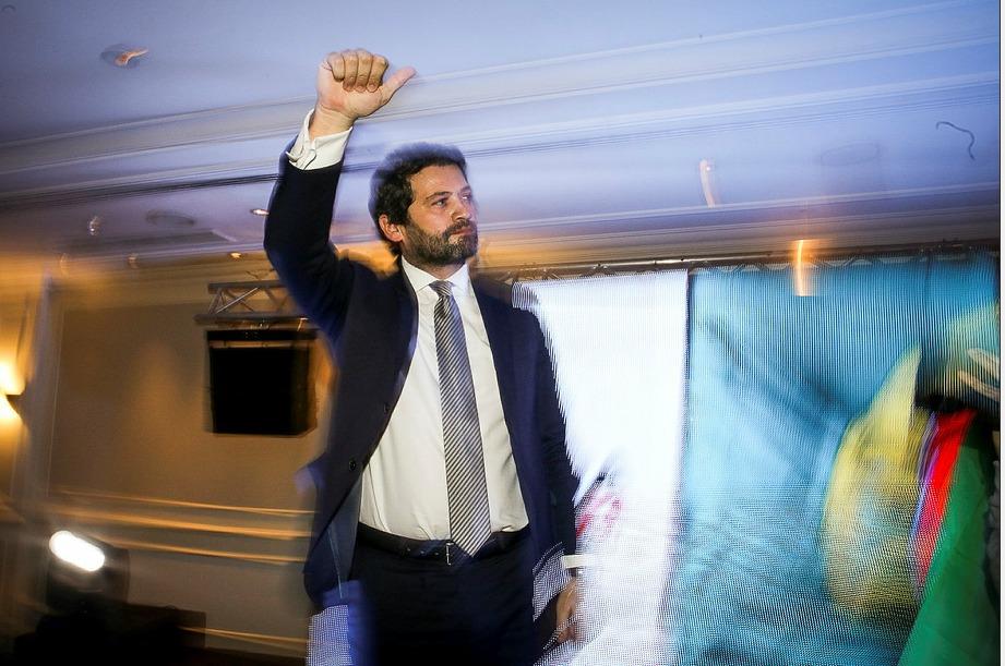 André Ventura anunciou a sua demissão do Chega, mas vincou o peso do Chega na direita