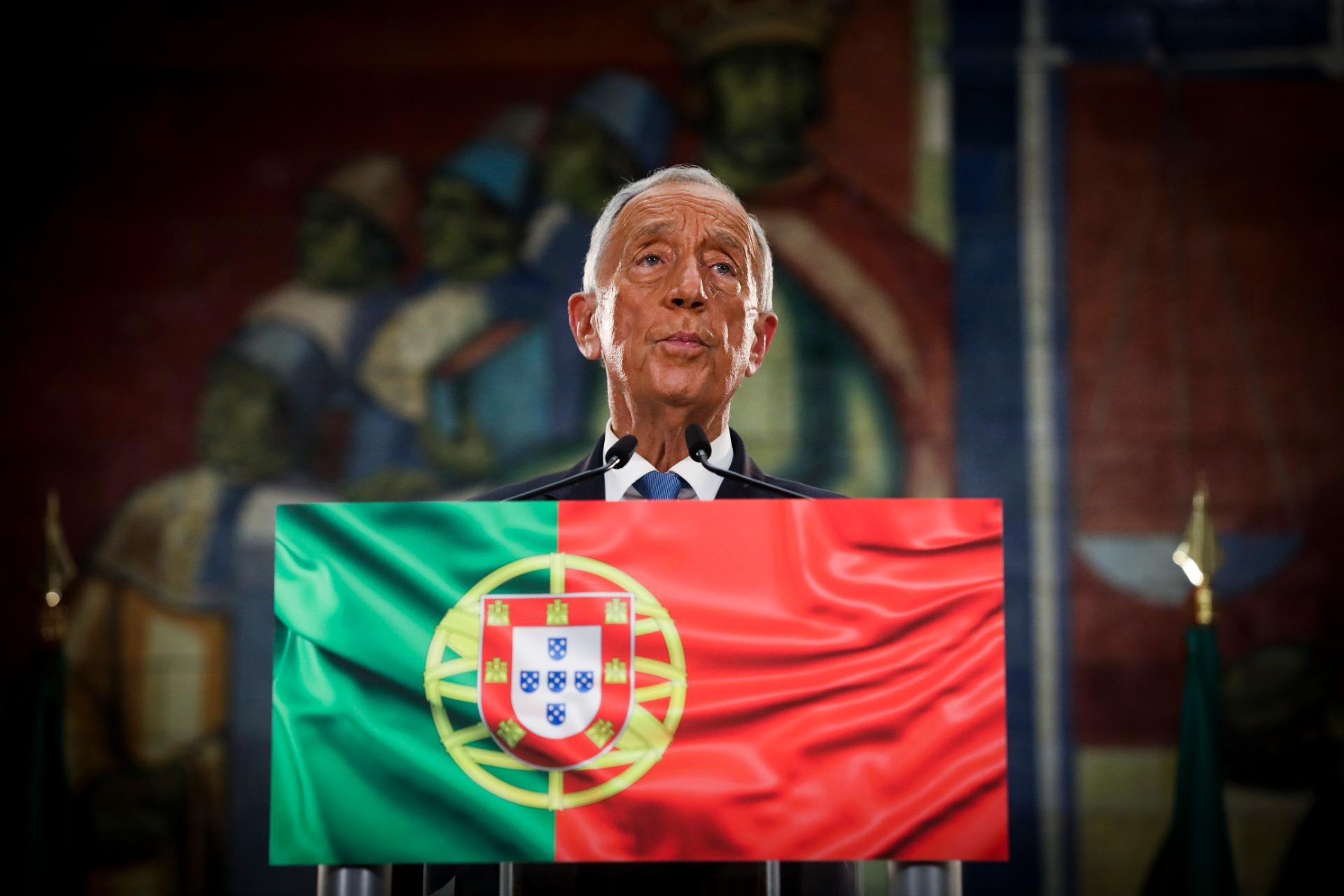 Marcelo Rebelo de Sousa esta noite